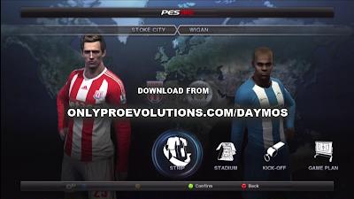 Daymos OPE ELITE PES 2012 Xbox 360 Option file V4