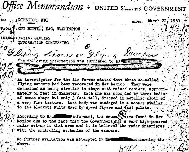 Partes del documento fueron celosamente censuradas