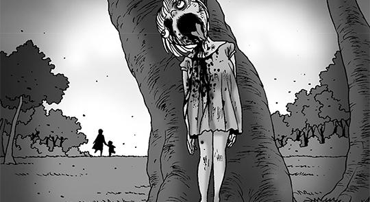 Silent Horror chap 156: Trò chơi tử thần