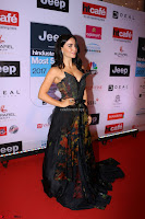 Elli Avram  (4) at The Hindustan Times Most Stylish Awards 2017 on March 24, 2017 in Mumbai.JPG