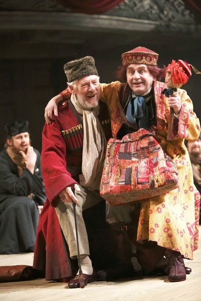 Injustice in king lear
