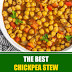 The Best Chickpea Stew (Vegan & Gluten Free)