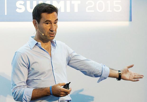 Vice-presidente do Facebook na América Latina em SP