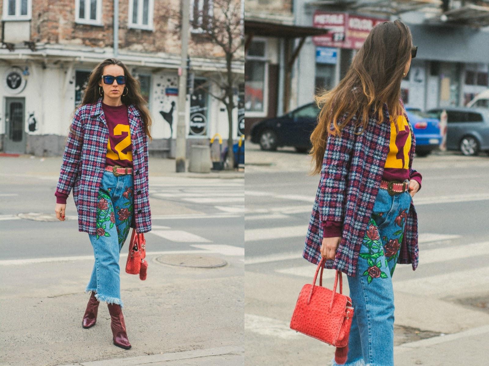 oversize sport blouse