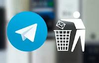Telegram Semakin Eksis dengan Fitur Super Delete