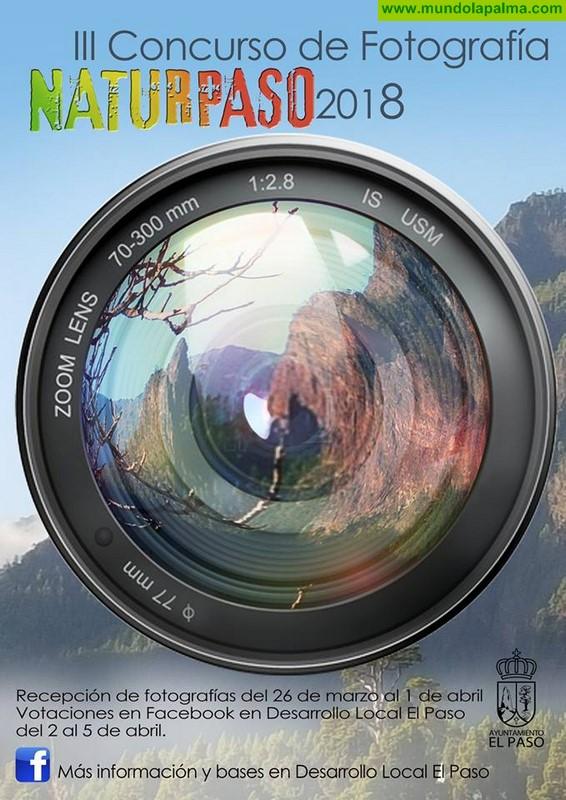 III Concurso de Fotografía NATURPASO2018