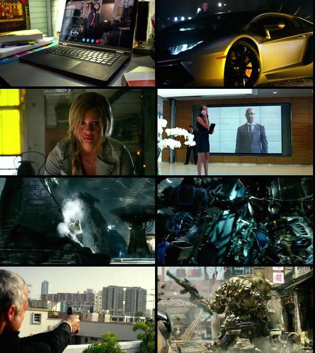 Transformers Age of Extinction 2014 Dual Audio Hindi BluRay 480p