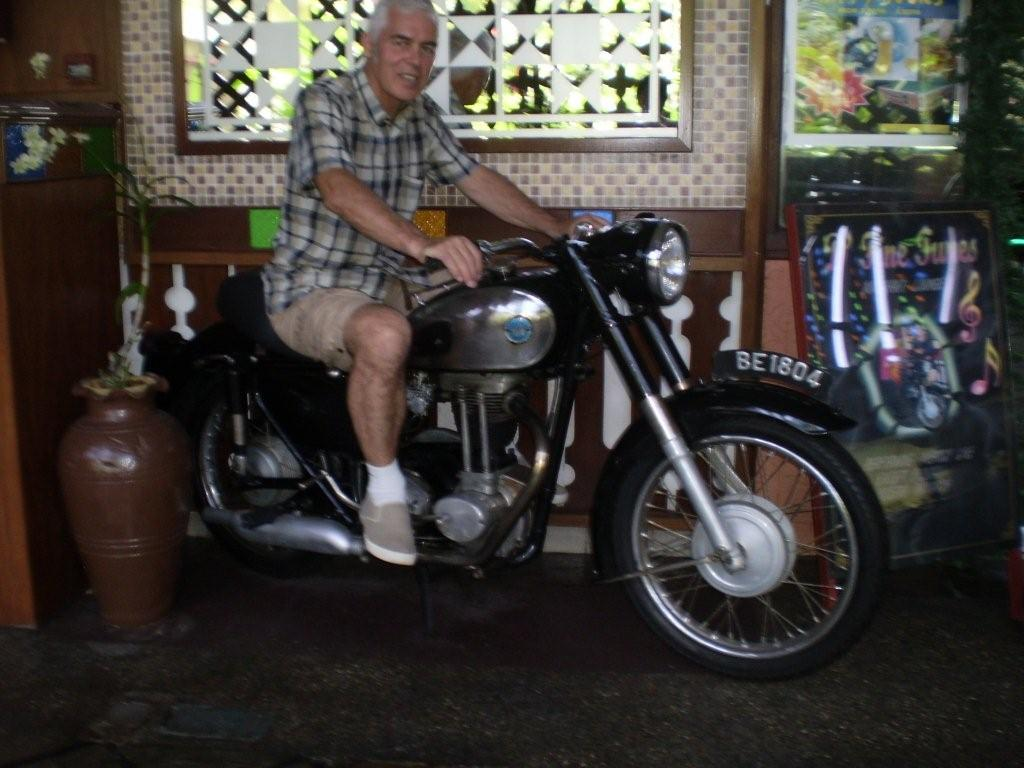 Across The Universe Riding In Langkawi Malaysia