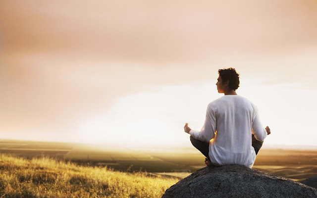 Travelling is meditation
