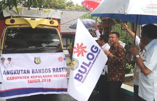 Penyaluran Bantuan Sosial, Beras Sejahtera 2018 Mulai Dilaksanakan