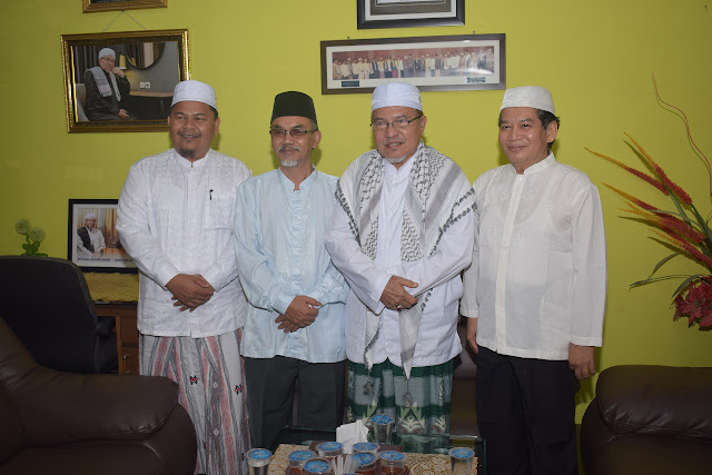 Tim Asesor Lakukan Visitasi Akreditasi Ma'had Aly MUDI