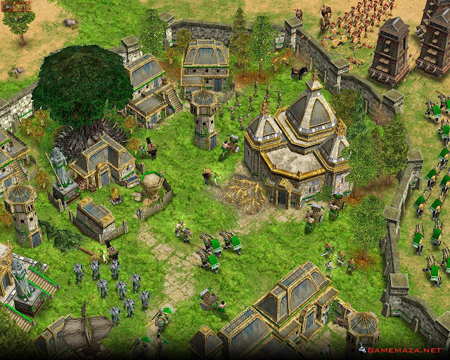 Age of Mythology The Titans Gameplay Screenshot 4