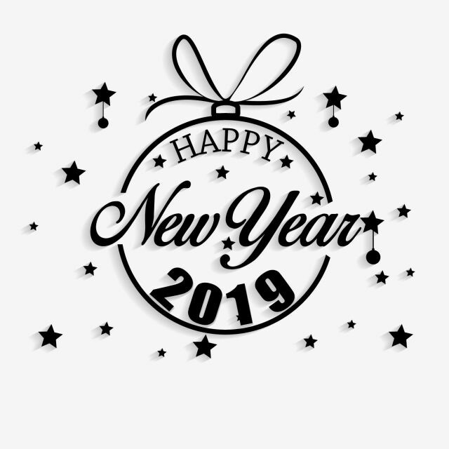 Stepped into Year 2019...... Happy New Year Everyone...
