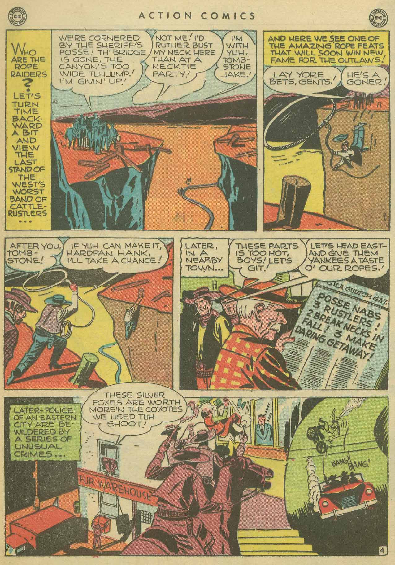 Read online Action Comics (1938) comic -  Issue #102 - 33