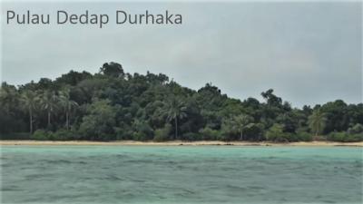 Menguak Misteri dan Pesona Wisata Pulau Dedap Durhaka di Meranti