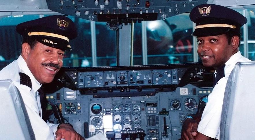 Struttura salariale pilota nigeriana