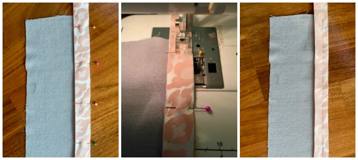 Diary of a Chain Stitcher: How To Add Flat Piping To A Coat Lining Tutorial