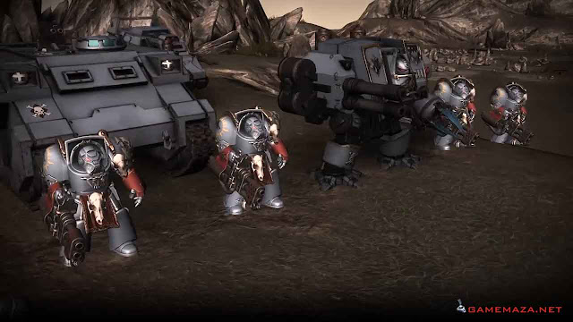 Warhammer 40000 Sanctus Reach Gameplay Screenshot 4