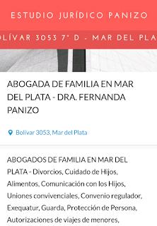 Abogados Divorcios Express en Mar del Plata