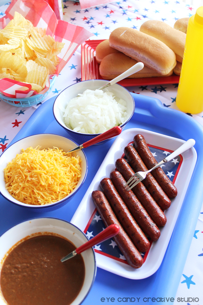 Cincy coney, summer grilling, BBQ essentials, summer BBQ, hot dog toppings