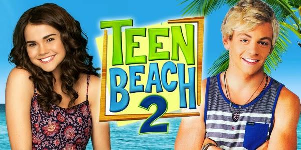 Teen Beach 2 Deutsch