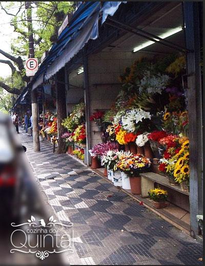 Mercado das flores na doutor arnaldo