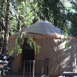 A Yurt, A Laptop, and a Whole Lot of Quiet