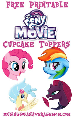 My Little Pony Movie 2017 party