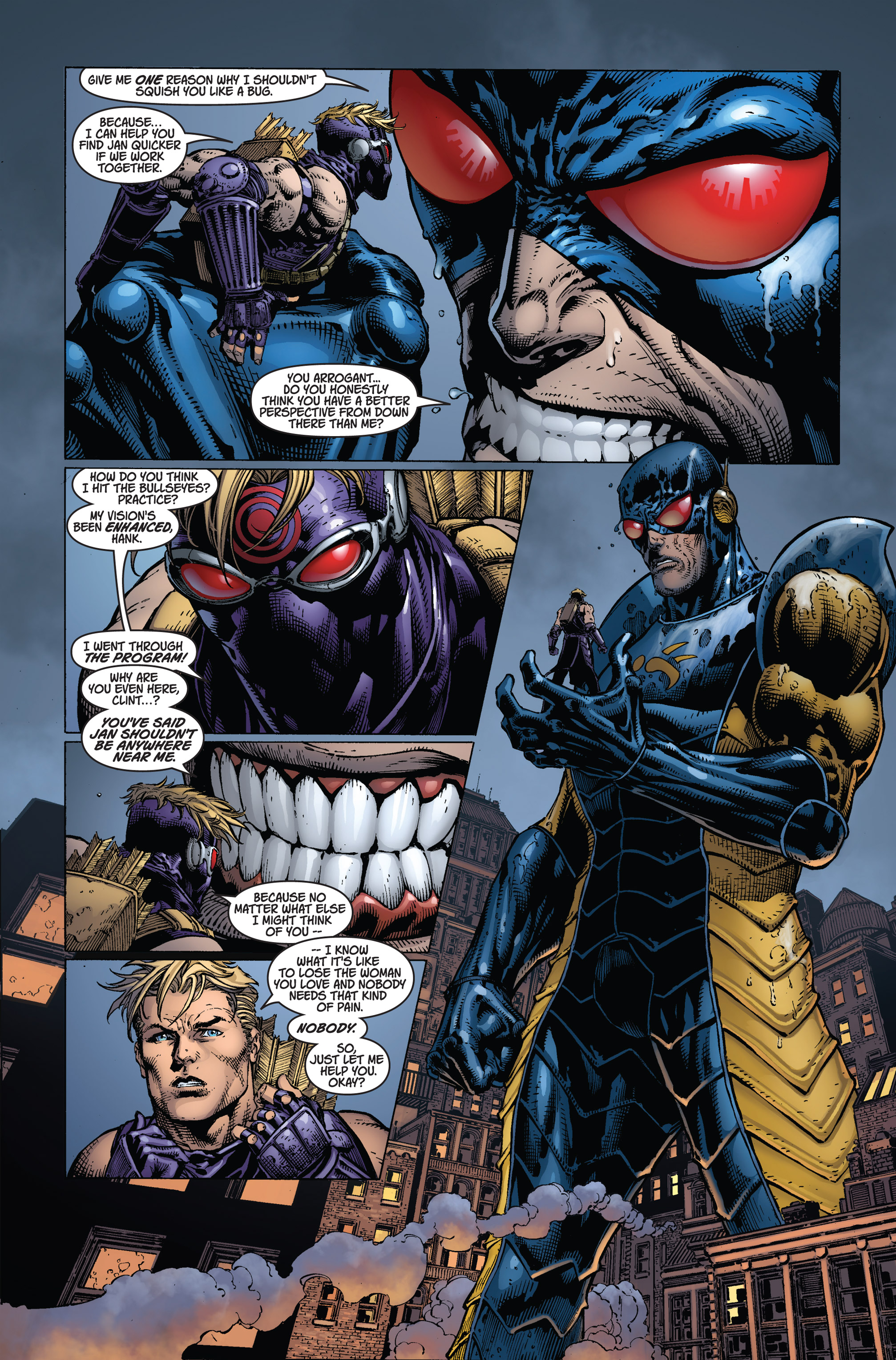 Read online Ultimatum comic -  Issue # _TPB - 35
