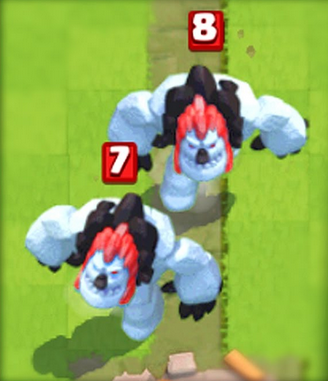 trainer clash royale ice