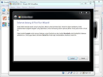 cara membuat mesin baru di software virtualbox