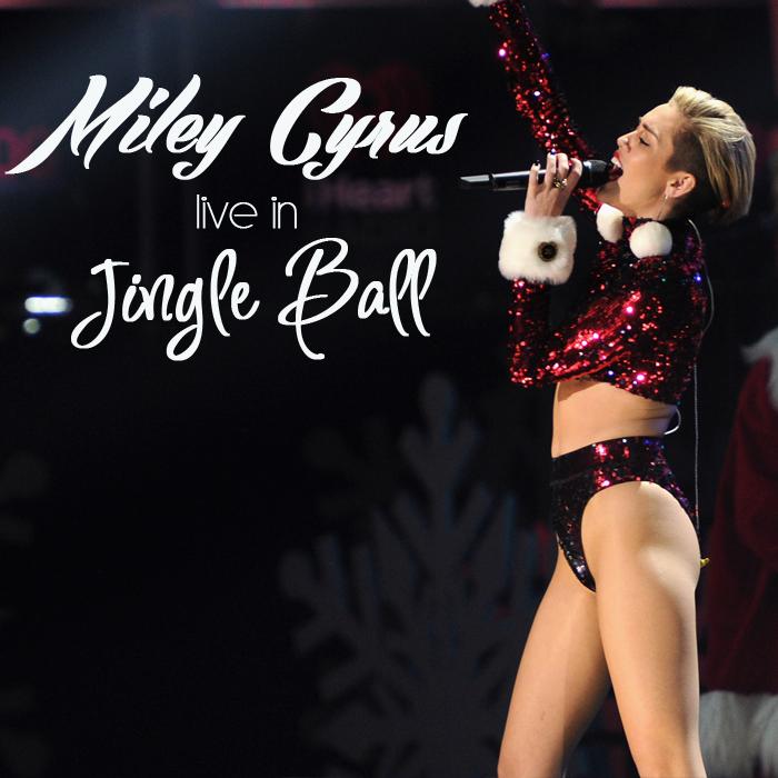 Miley Downloads: [ÁLBUM/EP] Jingle Ball Madison Square Garden