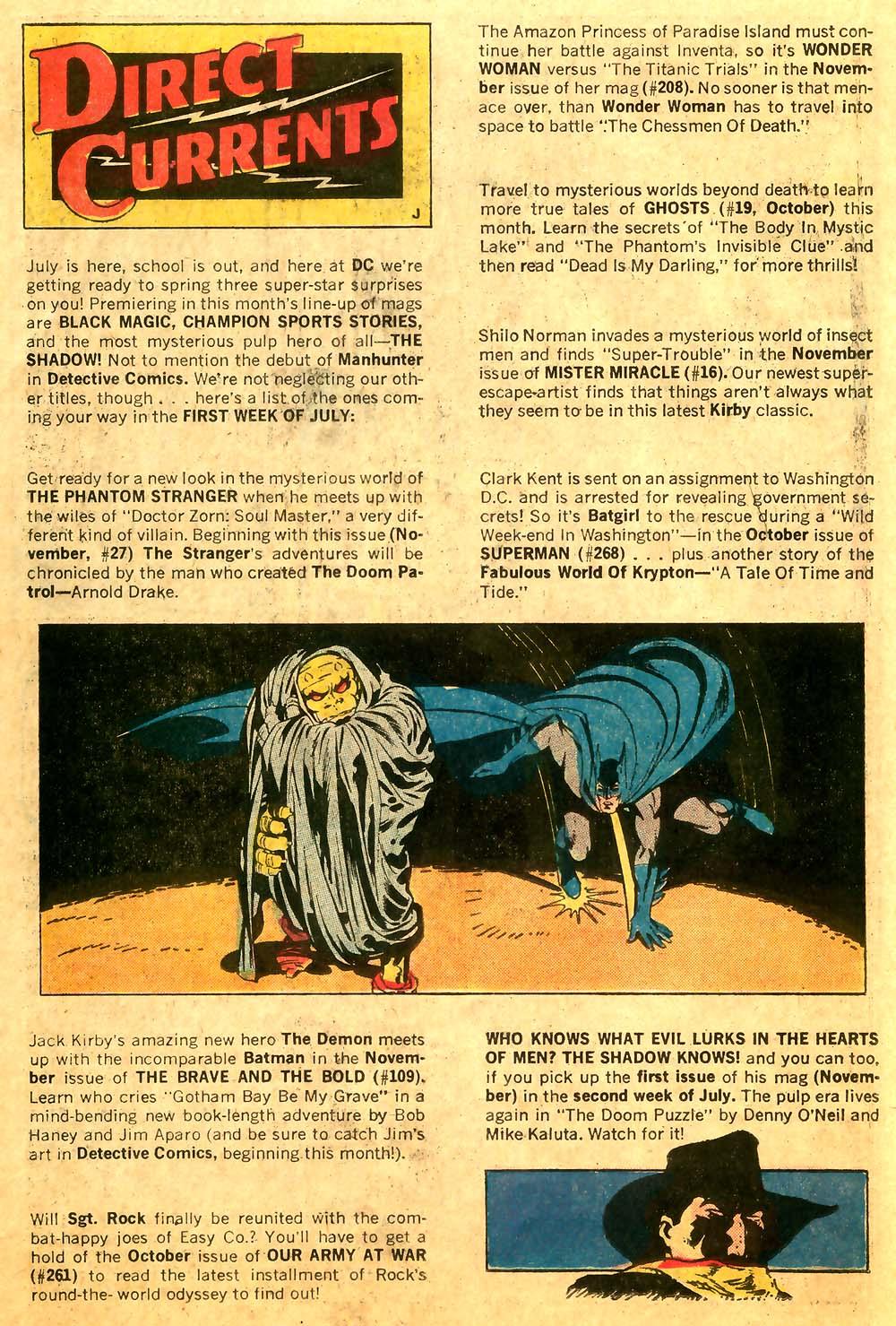 Read online Adventure Comics (1938) comic -  Issue #429 - 23