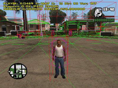 gta san andreas debug kit xbox