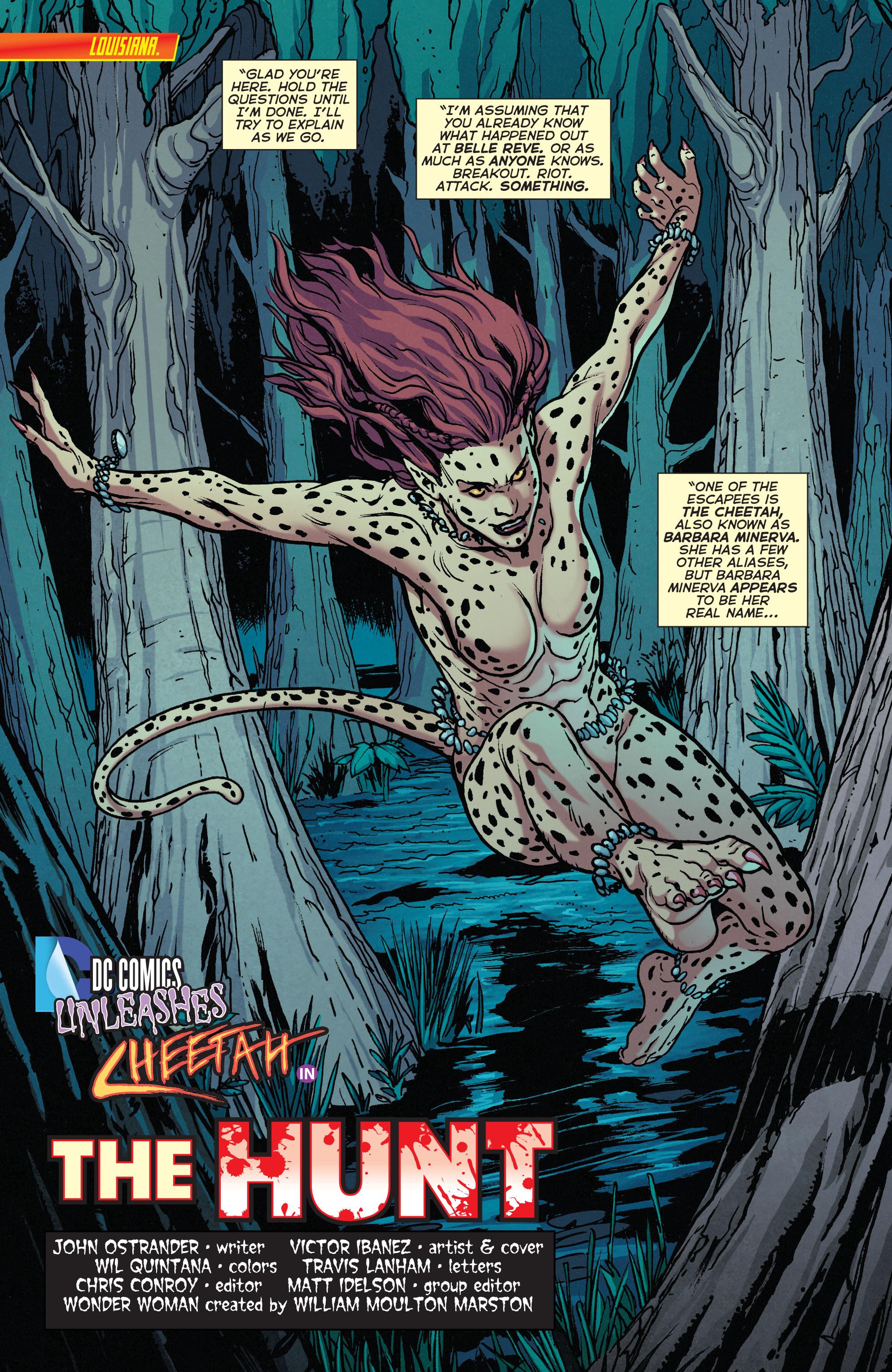 Read online Wonder Woman (2011) comic -  Issue #23.1 - 2