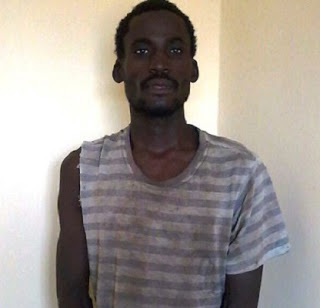 Photo: Man who brutally hacked his estranged wife and their 18 months old son to death, sentenced to death by hanging in Zimbabwe