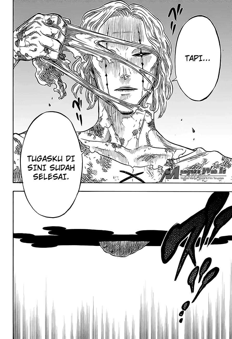 Baca Manga Black Clover Chapter 32 bahasa Indonesia