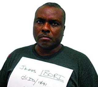SHOCKER: James Ibori REARRESTED In UK