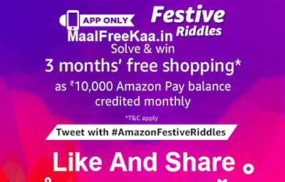 3 Month Free Shopping At Amazon