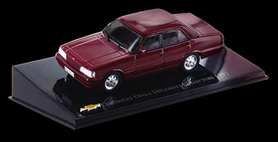 cochesaescala Chevrolet Opala Diplomata 4,1 1988 Brazil Altaya IXO 1//43