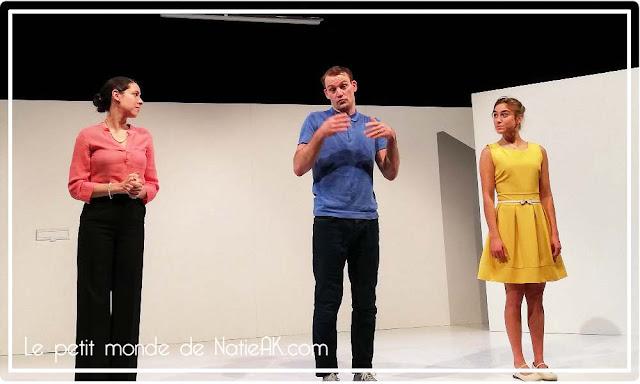 tonalité satirique au théâtre : Radieuse vermine
