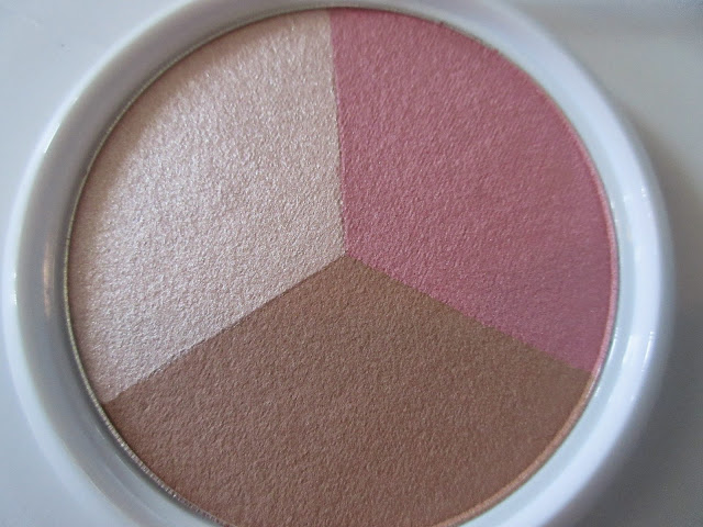 Wet n Wild Sunset Junction Color Icon Blush&Glow Trio Close Up