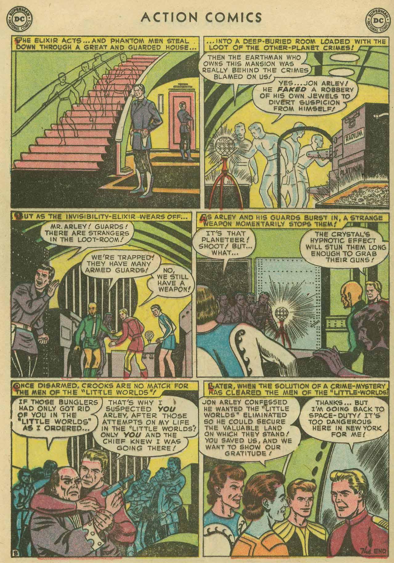 Action Comics (1938) 160 Page 23