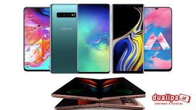 HP Samsung terbaru dan Harganya tahun ini