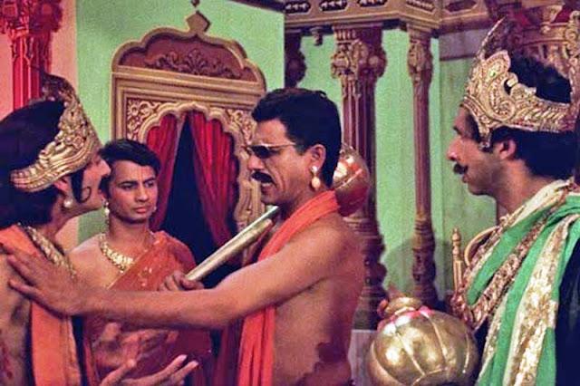 Jaane Bhi Do Yaaro, Kundan Shah, Om Puri, Naseeruddin Shah