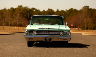 1960 Mercury Montclair Premiere Landau Front