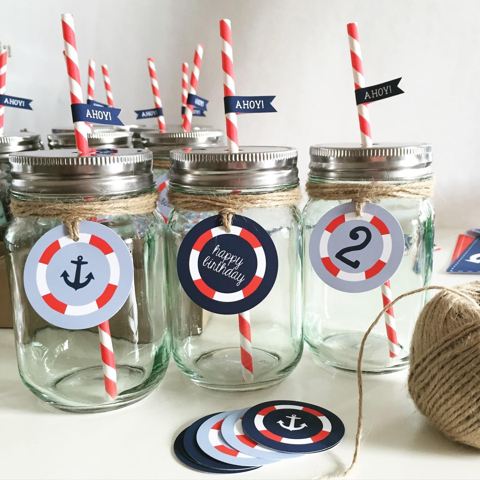 Red Mason Jars Crafts Pinterest