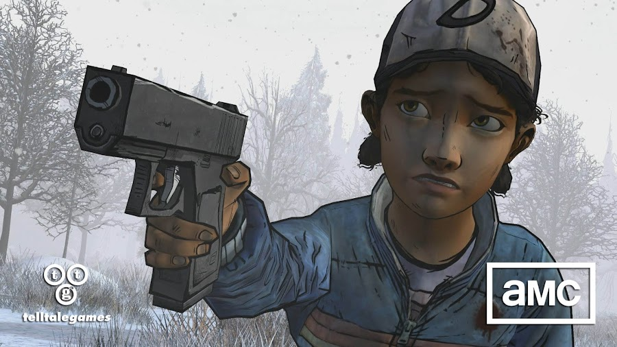 clementine telltale walking dead new frontier 400 days
