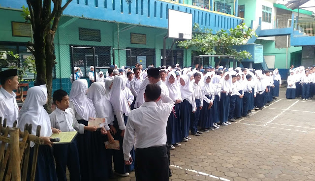 Prediksi Passing Grade SMP Negeri Cimahi Tahun Pelajaran 2016/2017