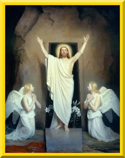 The Resurrection of Christ by Carl Bloch